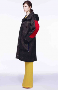 Roksanda Ilnincic Pre-Fall 2012 WWD cause and yvette