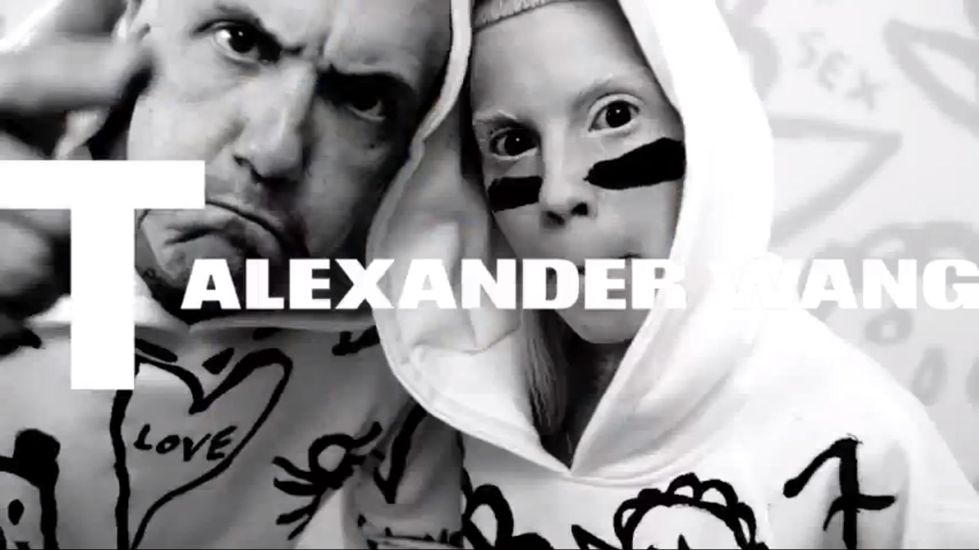 die antwoord for T by Alexander