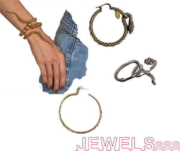 Serpent Day, jewels, cause and yvette