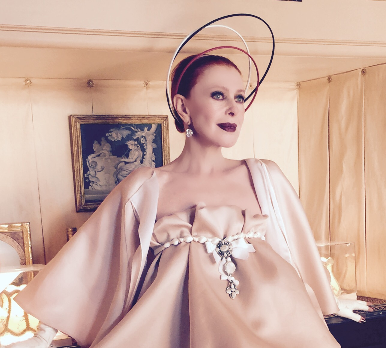 Valerie von Sobel, Advanced Style, cause and yvette