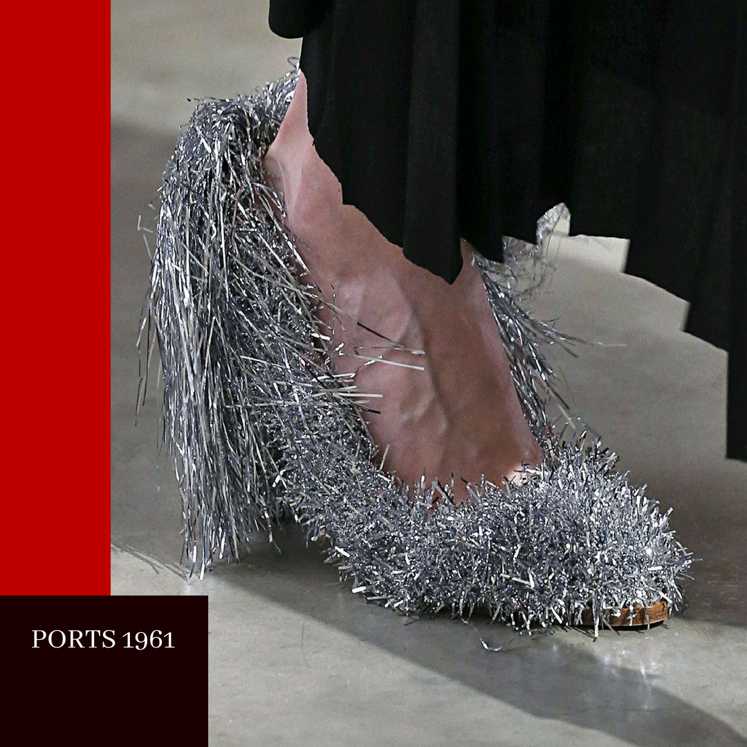 Ports 1961 Look, designer Fall shoes, Getty Images