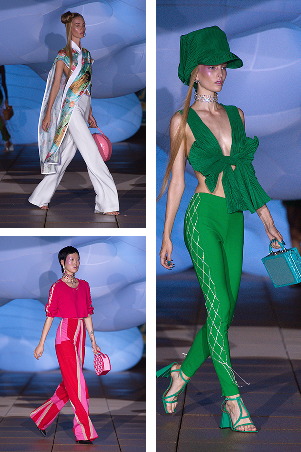 SS19, Area, cause and yvette