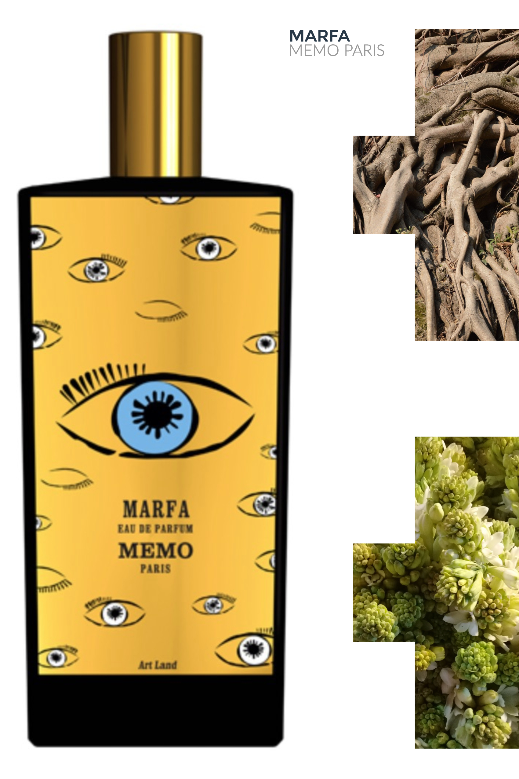 7 Unisex Perfumes, Marfa, Memo Paris, cause and yvette